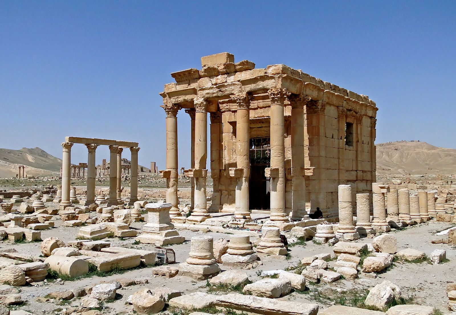 Cultural Vandalism and the Islamic State:  Rethinking Our Connection to the Past